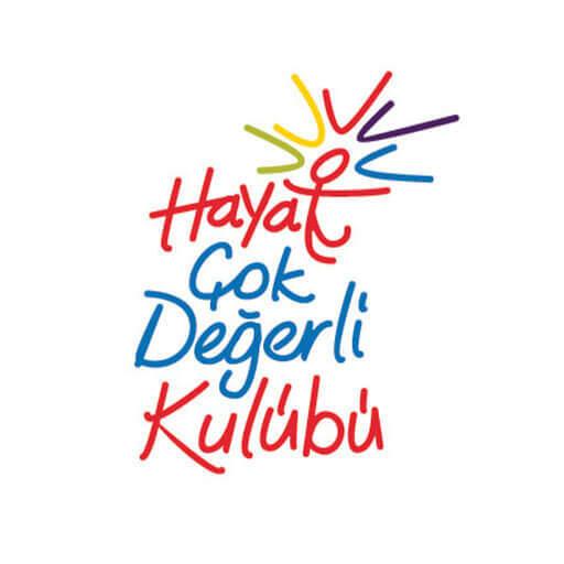 referans logo haya cok degerli kulubu